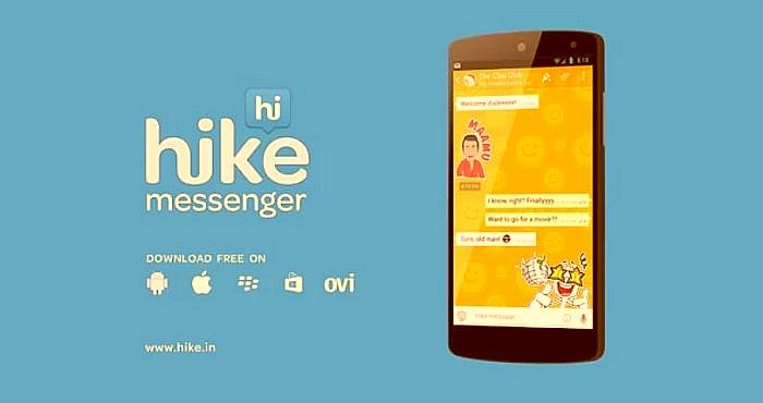 hike-messenger-application