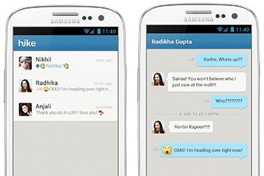 hike messenger free download for pc