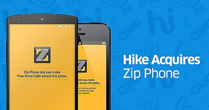 Hike-messenger-zip-phone
