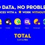 Total by Hike Messenger makes data connection trivial